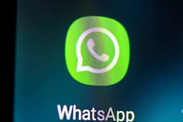 Whatsapp ändert die Datenschutzregeln