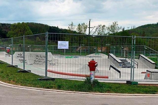 Wiedereröffnung des Skaterparks in Schopfheim ist unklar
