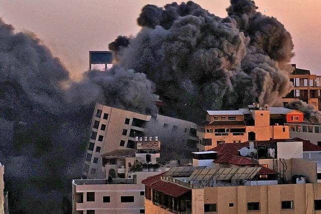 Eskalation der Gewalt in Gaza und Israel
