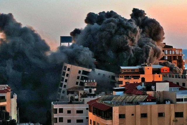 Die Gewaltspirale in Gaza und Israel dreht sich weiter