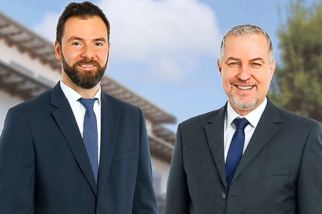 Michael Nörr (rechts) folgt auf Holger Hummel.   | Foto: Hummel AG