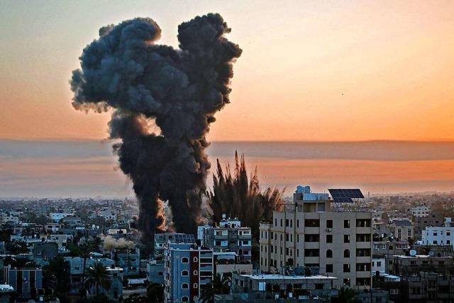 Die Sorge vor einem Gaza-Krieg wächst