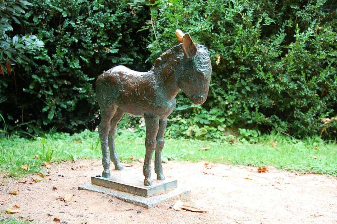 Denkmal für die Esel   | Foto: Michael Behrendt
