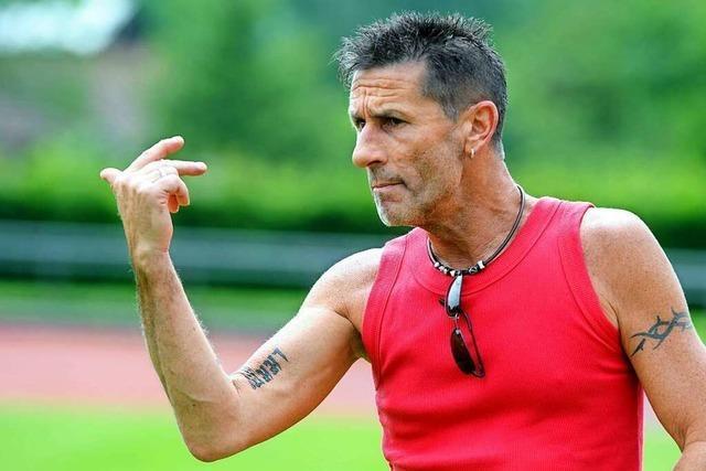 Wie geht's eigentlich Fußballtrainer Bernd Seifert aus Lörrach?