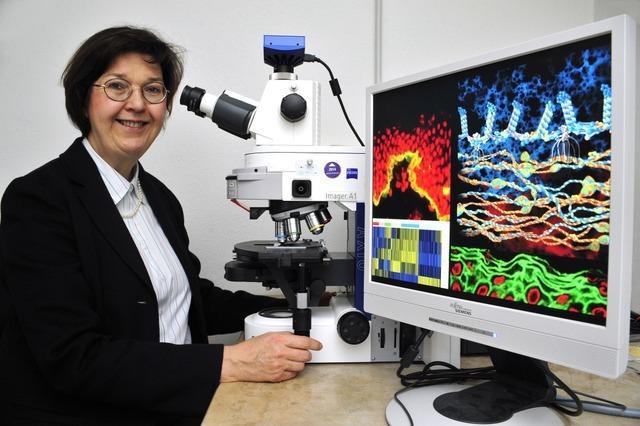 Die Ärztin Leena Bruckner-Tuderman ist seltenen genetischen Hautkrankheiten auf der Spur