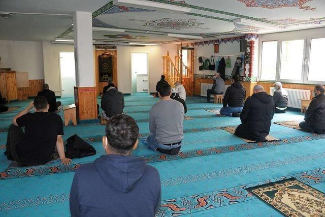 Beim Ramadan fehlt diesmal die Geselligkeit in Weil am Rhein