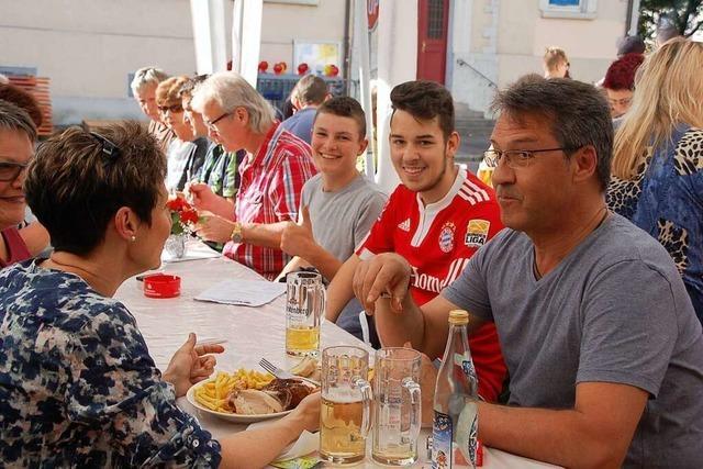 Wie zwei Rheinfelder Vereine mit kreativen Ideen Hocks ersetzen
