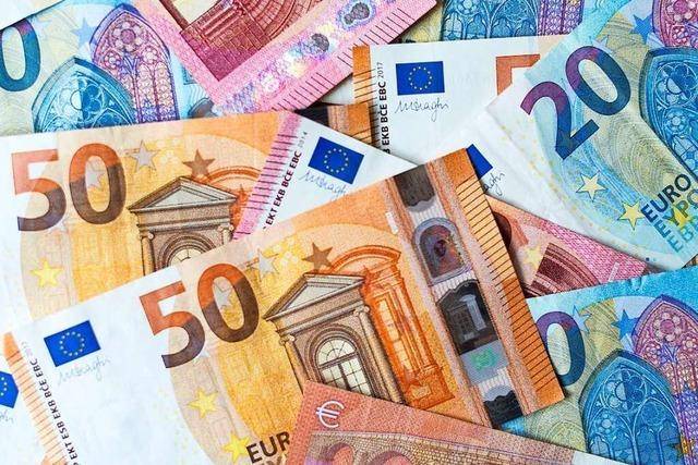 Bund fehlt wegen Corona-Krise 2,7 Milliarden Euro