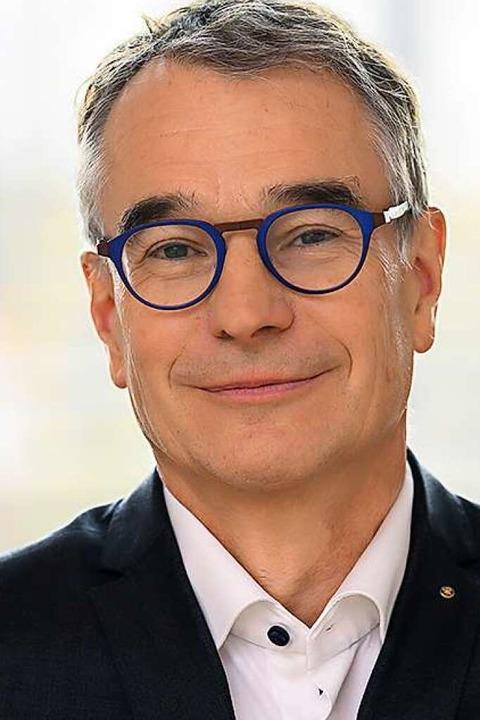Martin Becker ist der alleinige Geschäftsführer der KNF-Firmengruppe  | Foto: KNF