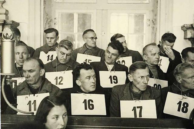 Vor 75 Jahren begannen die Rastatter-Prozesse gegen NS-Verbrecher