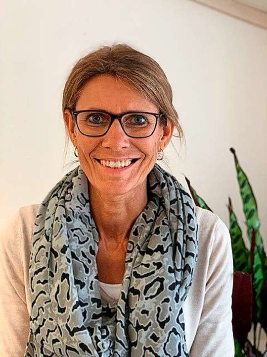 Energiemanagerin Ulrike Saretz  | Foto: Daniel Heckmann