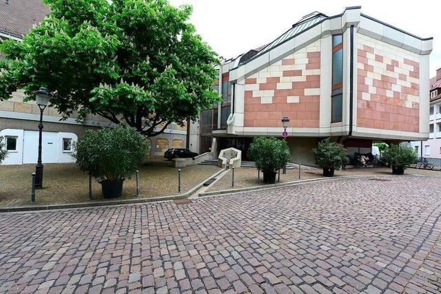 Die Freiburger Synagoge bekommt ein Sicherheitsupdate