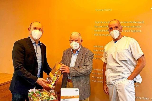 60 Jahre BDH-Klinik Elzach: Vom Kurheim zur neurologischen Klinik
