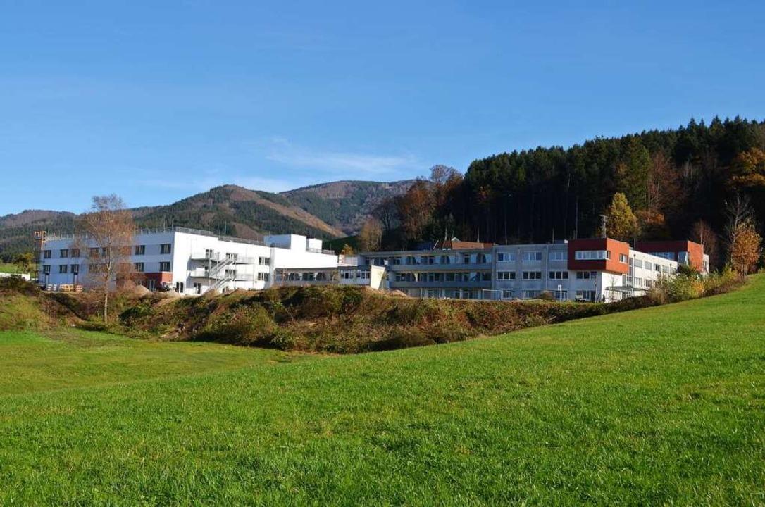 Die BDH-Klinik im Jahr 2020    Foto: Nikolaus Bayer