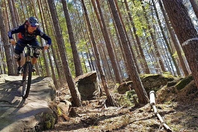 In Waldshut soll ein offizieller Mountainbike-Trail entstehen