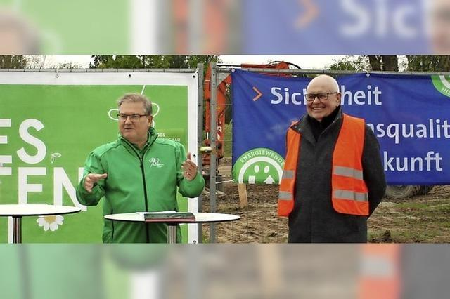 Energieversorger sponsort Landesgartenschau