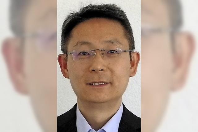 Kezhong Wu wird Chefarzt der Inneren Medizin