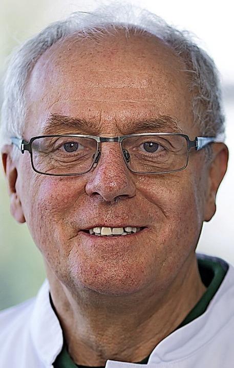 Bernhard Walter  | Foto: Helios Rosmann Klinik Breisach