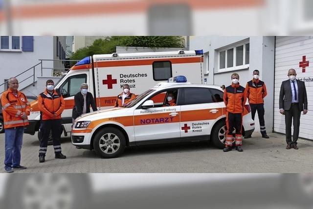 DRK-Rettungsdienst rund um die Uhr
