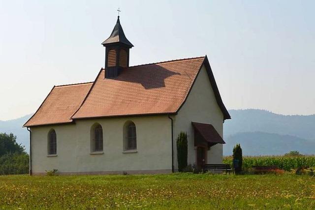 Archivgold: Kapellen rund um Freiburg
