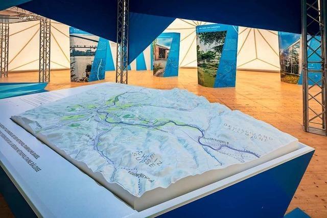 Ausstellung informiert über die Ergebnisse der IBA Basel 2020