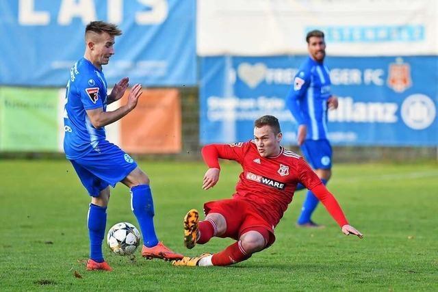 Quintett setzt juristische Mittel zum Aufstieg in die Regionalliga ein