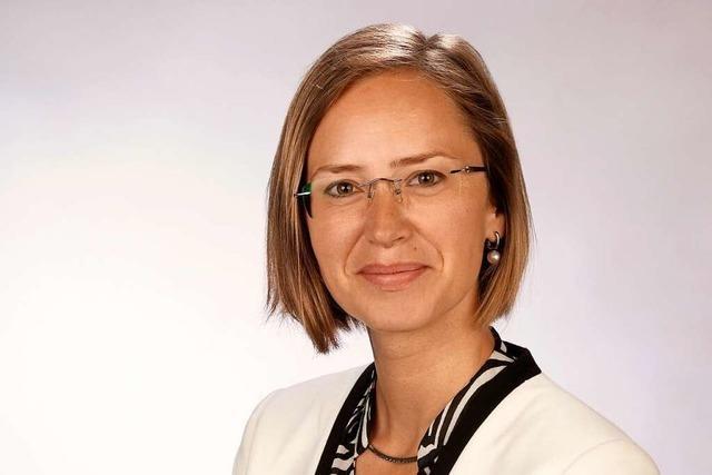 Junia Folk, Pressesprecherin der Stadtverwaltung, verlässt Weil am Rhein
