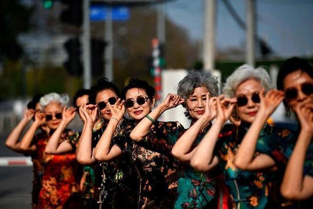 China überaltert