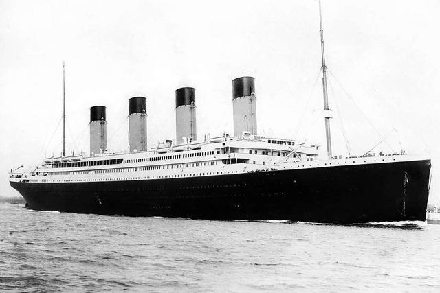 Flaschenpost von der Titanic: Fälschung oder historisches Dokument?