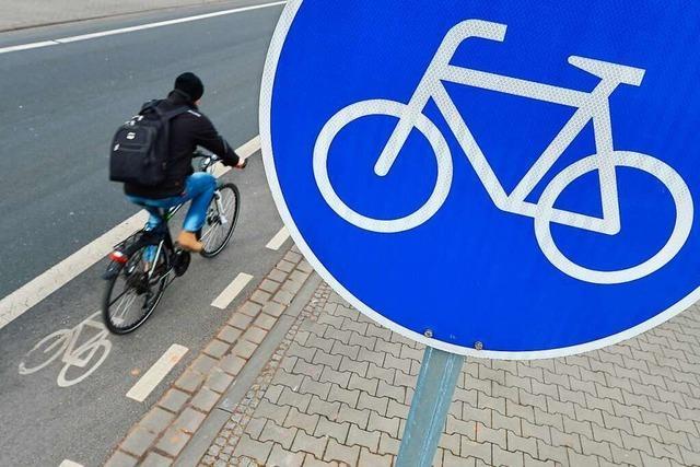Fahrradclub will das Radwegenetz in Offenburg verbessern