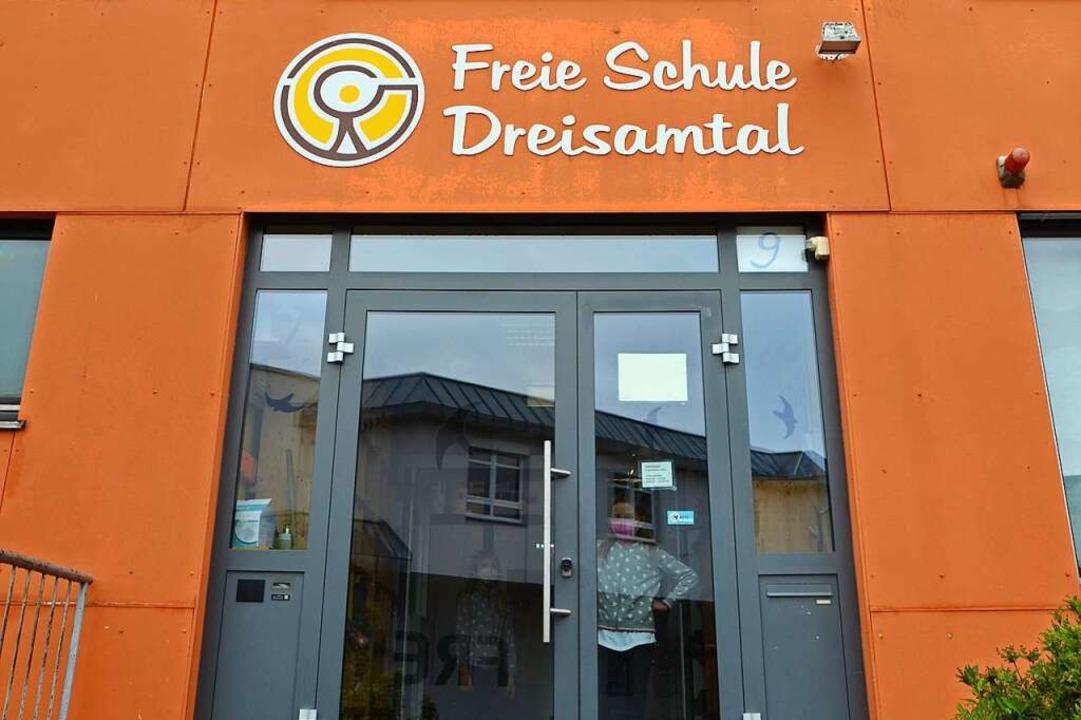 Hat ein großes Einzugsgebiet: die Freie Schule Dreisamtal in Kirchzarten.  | Foto: Kathrin Blum