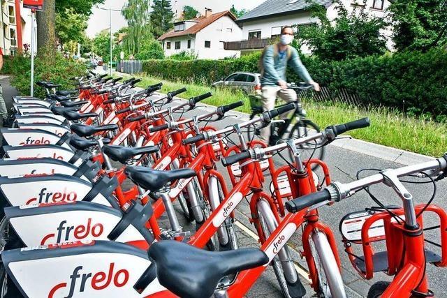 Auch Kappels Räte wollen die Frelo-Leihräder
