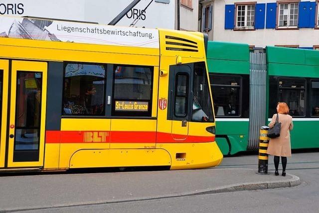 Basler Tramplanung soll die Innenstadt entlasten und die Region besser erschließen