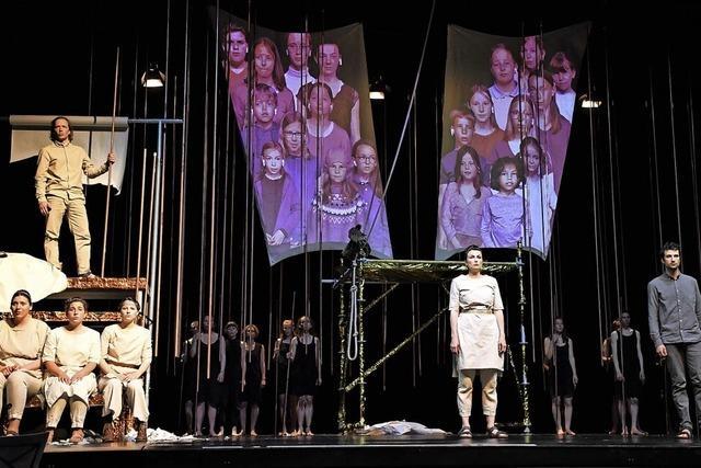Theater thematisiert abwesende Väter
