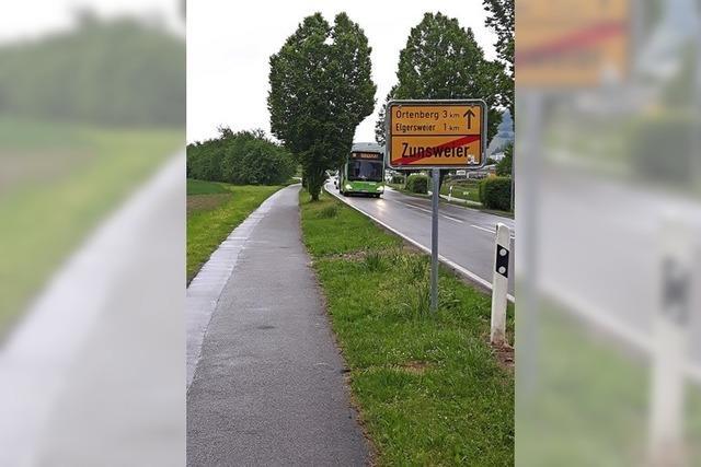Neue Fahrradwege für die Ortenau
