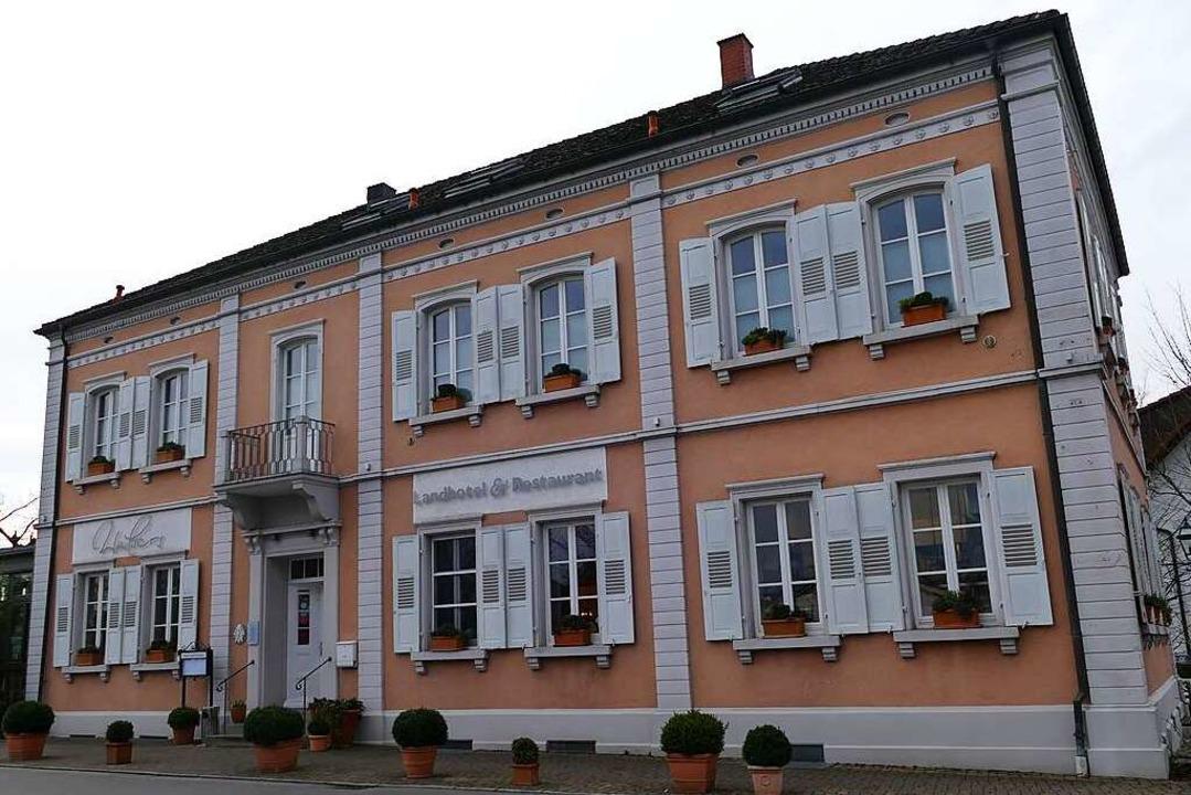 Walsers Landhotel & Restaurant in Efringen-Kirchen  | Foto: Victoria Langelott