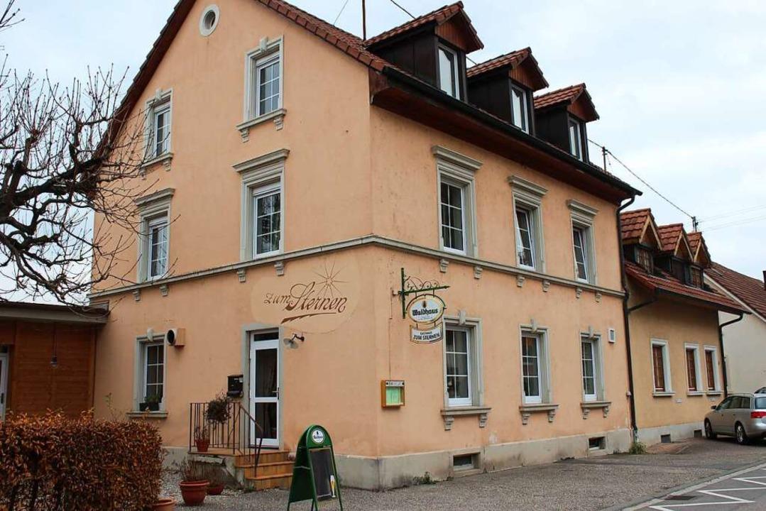 Das  Gasthaus Sternen in Istein  | Foto: Victoria Langelott