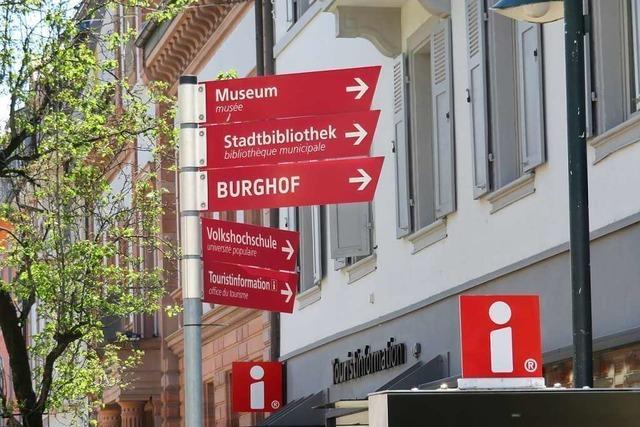 Touristinfo Lörrach will die Stadt neu beleben helfen