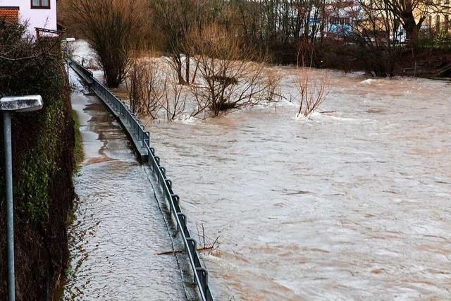 Mehr Schutz vor Elz-Hochwasser in Waldkirch ist machbar
