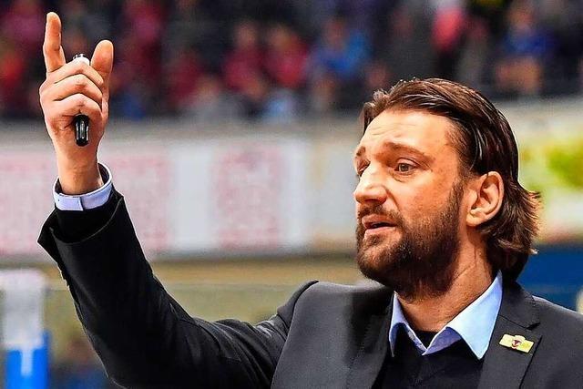 Ex-Profi Robert Hoffmann wird neuer Coach des EHC Freiburg