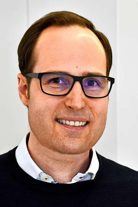Firmenchef Marco Hin  | Foto: Thomas Kunz