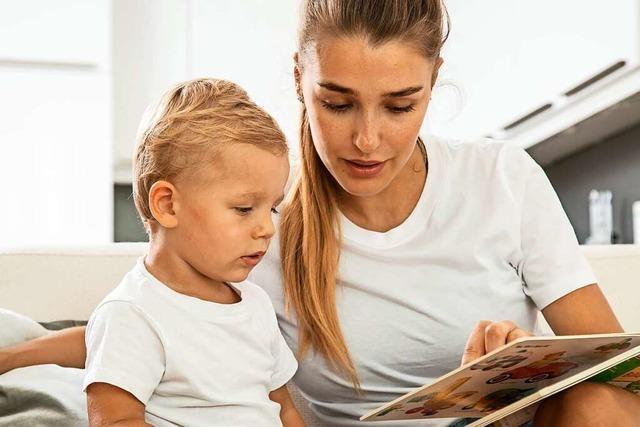 Nicht nur Zuhören: So lernen Kinder beim Vorlesen am meisten