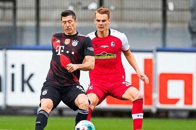 SC Freiburg erkämpft gegen den FC Bayern ein verdientes 2:2-Unentschieden