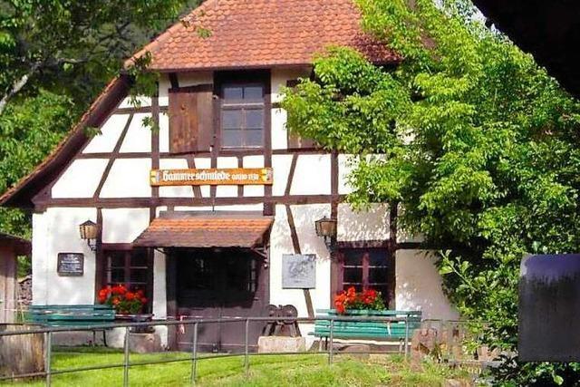 Videoclip über die Hammerschmiede in Lahr-Reichenbach
