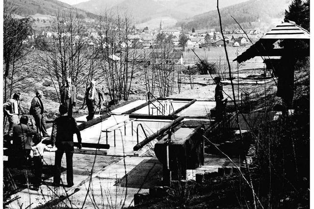 Auf den Spuren der Wassertretstellen zwischen Reichenbach und Schweighausen