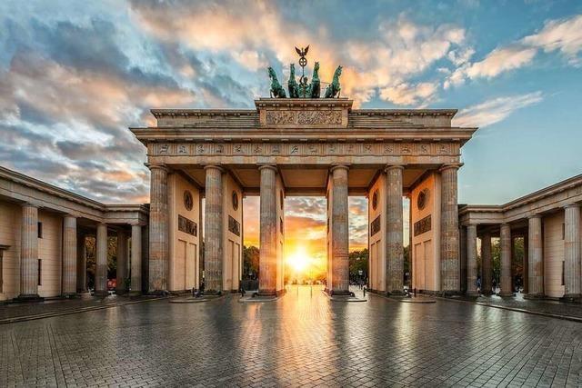 Was hat Corona nur aus Berlin gemacht!