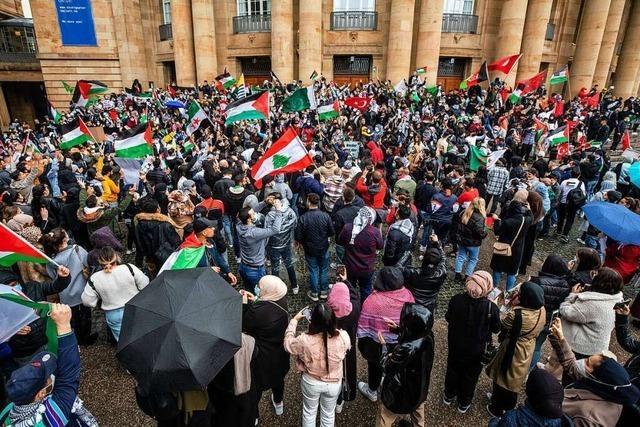 Innenminister Strobl: Antisemitische Straftaten werden