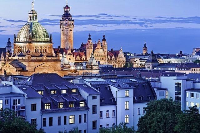 Leipzig verwöhnt Sie mit Musik und Exotischem