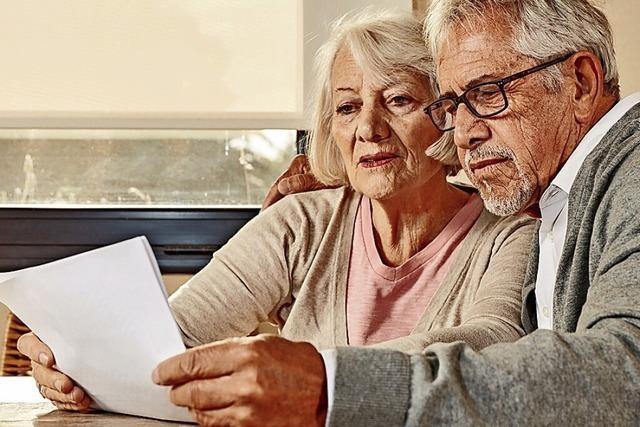 Lücken geschlossen, Renten erhöht