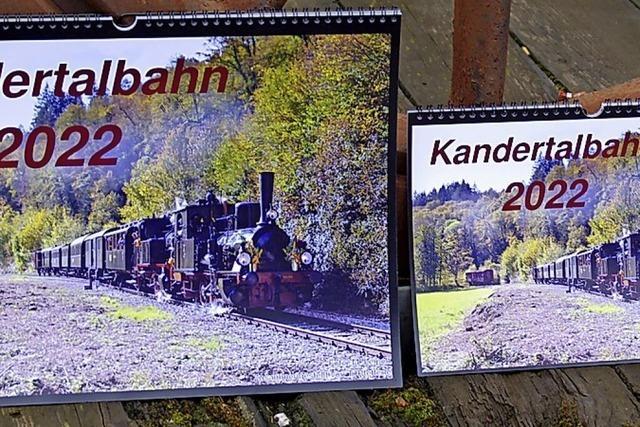 Kalender für 2022 schon da